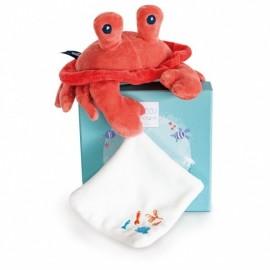 Crabe avec doudou - Doudou et Compagnie - DC3652