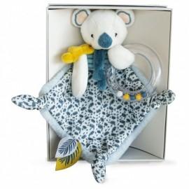 Yoca le Koala - Doudou hochet - Doudou et Compagnie - DC3666