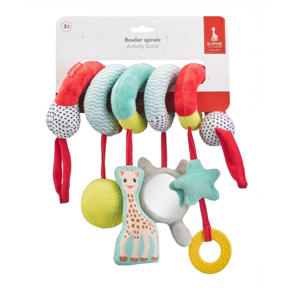 Boulier spirale Sophie La Girafe - Vulli
