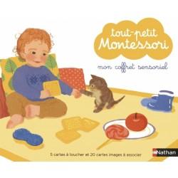 Coffret Sensoriel - Tout petit Montessori - Nathan