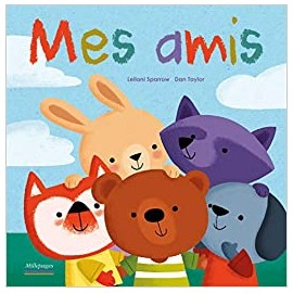 Mes amis - Millepages