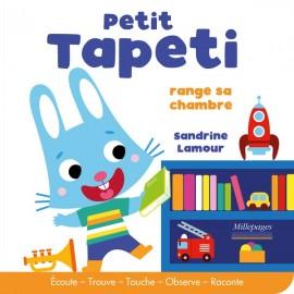 Petit Tapeti range sa chambre - Millepages