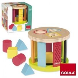 Ma première boîte à formes - 53455 Goula