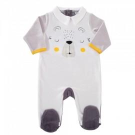 Pyjama Dors bien 9 mois - Ours endormi - 3 kilos 7