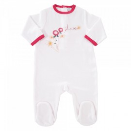 Pyjama Dors bien 18 mois - Love - 3 kilos 7