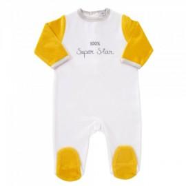 Pyjama Dors bien 18 mois - Super Star - 3 kilos 7