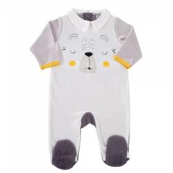 Pyjama Dors bien 18 mois - Ours endormi - 3 kilos 7