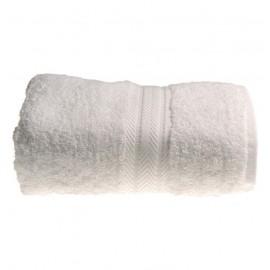 Drap de douche 70x140 cm 550gr coton Luxury Blanc - Sensei 097064.04